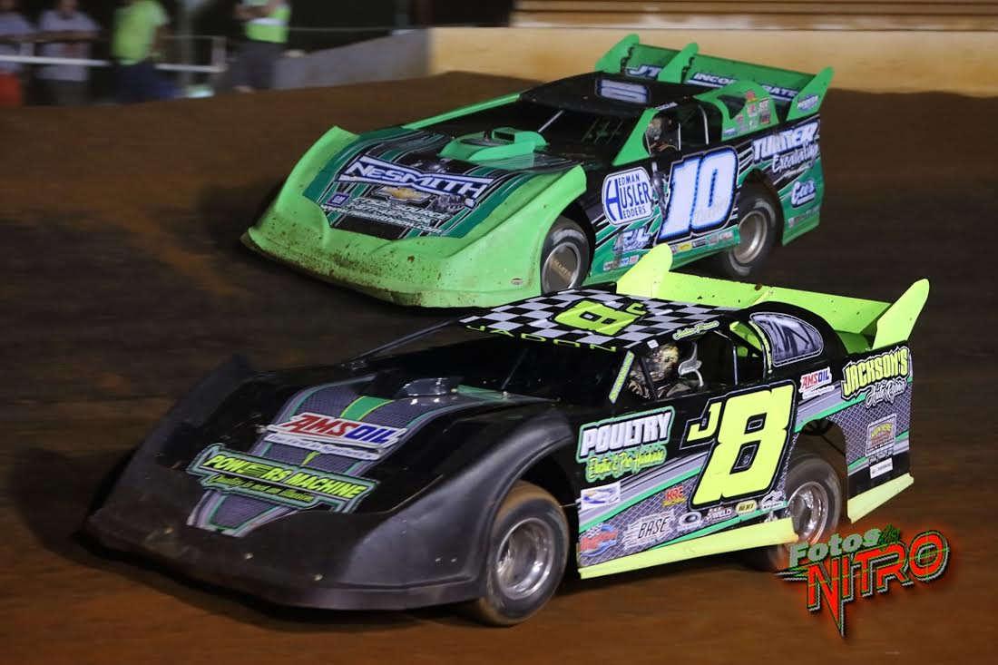 Chevy Super Series Plus Tazewell Speedway Equals Fast Close