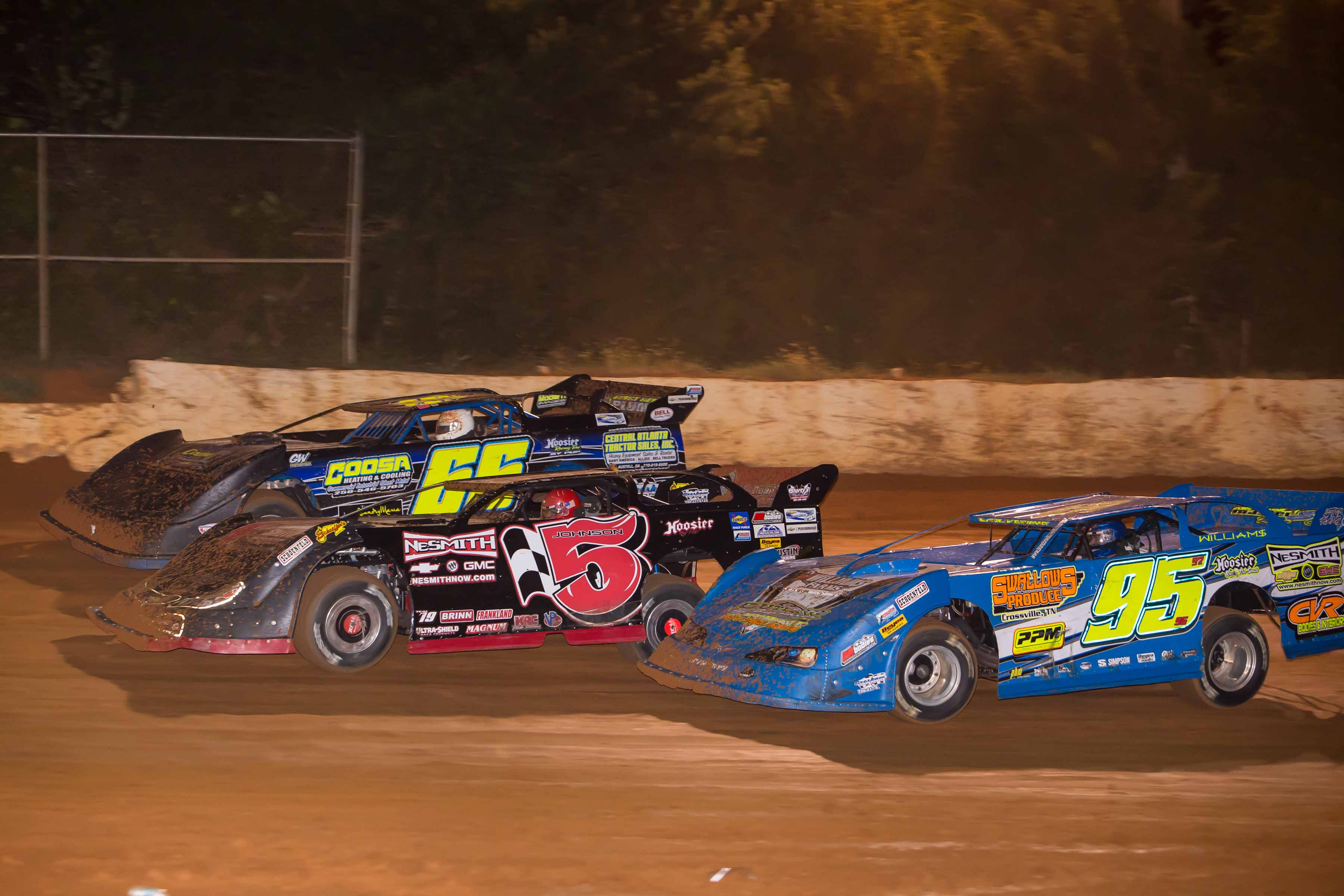 CHEVY SUPER SERIES 2016 SEASON OPENER AT 411 MOTOR SPEEDWAY ON MARCH 26